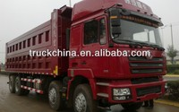 Shacman D'long F3000 largest dump trucks 6x6 380hp/8x4 375hp 60ton-100ton