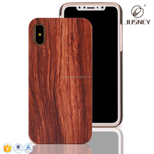 2017 new blank real bamboo wood phone case for iphone8,mobile phone accessories wood with tpu / pc for iphone 7 case