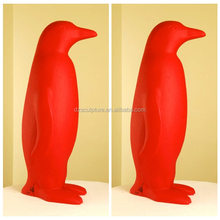 Life size penguin statue for outdoor and indoor decoration