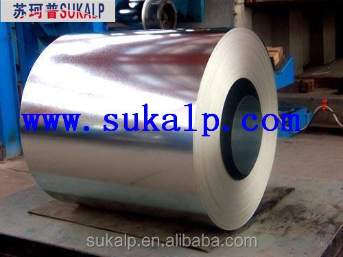 Galvanised Steel Coils Manufactory