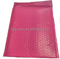 Pink Composite Poly Bubble Mailers for Decorative Gift Pacaging in Transportation