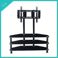 low price iron pipe tv stand factory