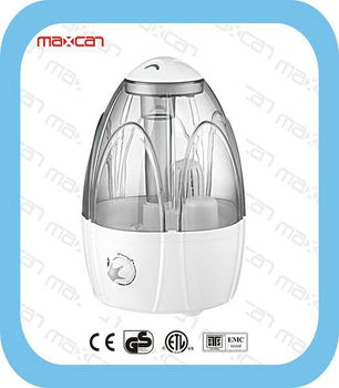 Grey color 3.7L Ultrasonic Air Humidifier