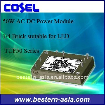 Cosel Single Output AC DC Power Supply TUF5024
