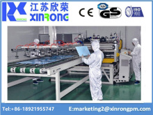 china high quality plastic sheet making machine