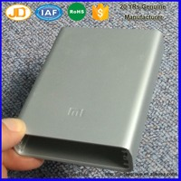 OEM ODM Service Metal Fabrication Shenzhen Customized Power Bank Aluminum Metal Case