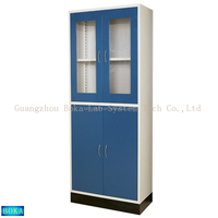 Customized chemical metal laboratory dental cabinet