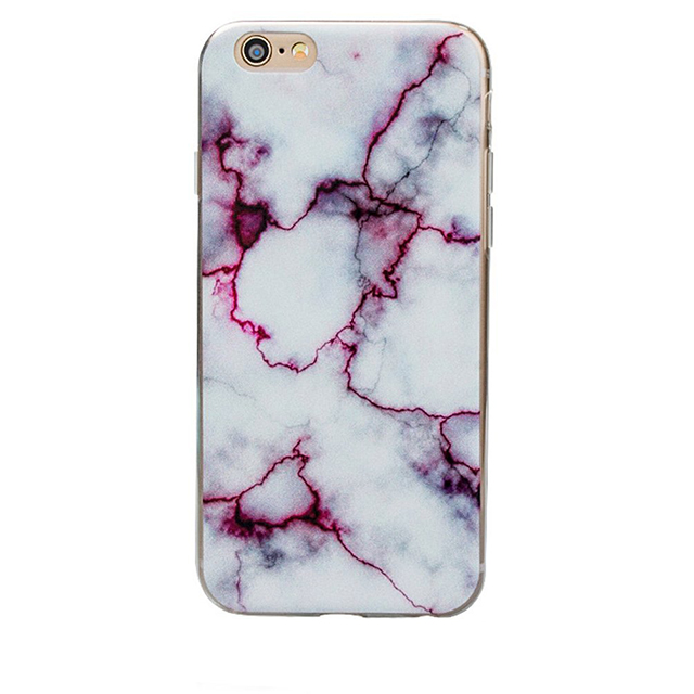 New Model tpu marble stone phone case cover design for iphone 7 8 plus with good after service