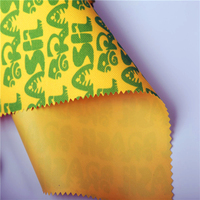 100%polyester different types of fabric textile