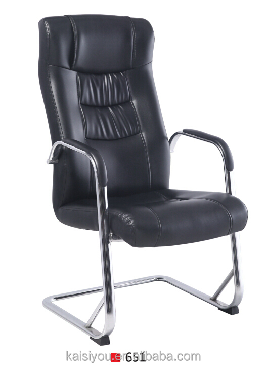 German high quality popular executive office chairs without wheels