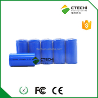 CR17335 CR123A CR2 battery lithium battery photo battery