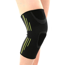 athletics protective knee compression sleeve support