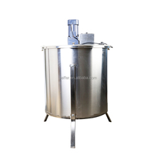 Peffer honey processing equipment 6 frames electric honey extractor with motor