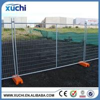 Hot dip galvanized cheap wooden fence panels made in China