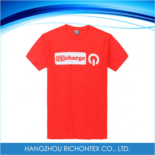 Widely Used Cheap Top Quality T Shirt Design