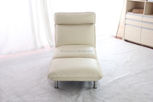 leisure recliner leather sofa B197 designer by france designer