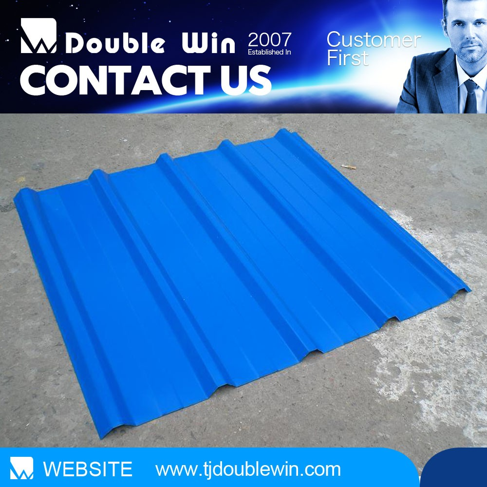 Best Zinc Color Coated Solid Steel Roofs Sheets color coated corrugated steel sheet