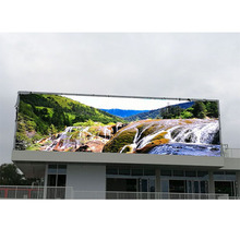 P10 outdoor led display board , numerical led display board , small led display board