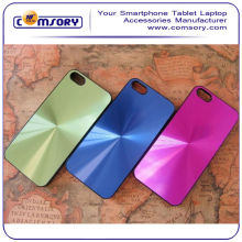 CD Texture Metal Aluminum phone case phone cover for iphone 5 Accept Paypal