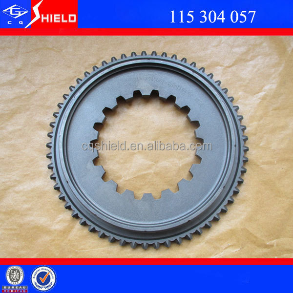 transmission spare parts/cynchronizer cone/clutch body for 115304057 Yutong, Foton, Gold-dragon, Volvo, JAC, Howo, Yaxing.