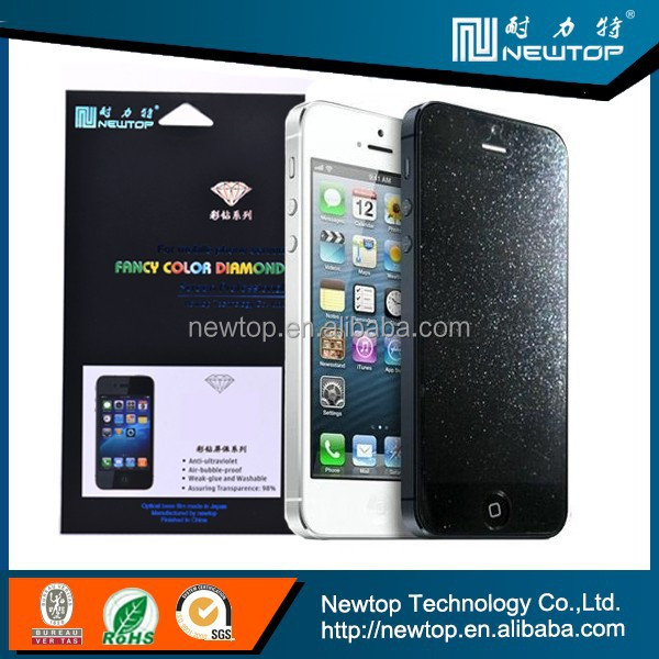 diamond screen protector for iphone6 screen protector