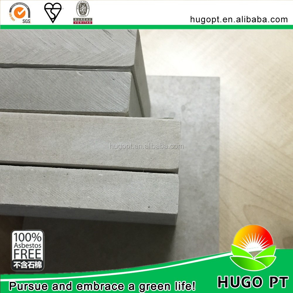 25mm Thickness Calcium Silicate Cement Board Stage Floor Tile Material