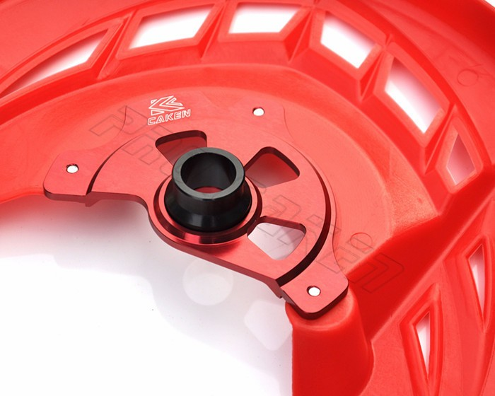 best quality cheapest price Front brake disc cover for CRF250 CRF450
