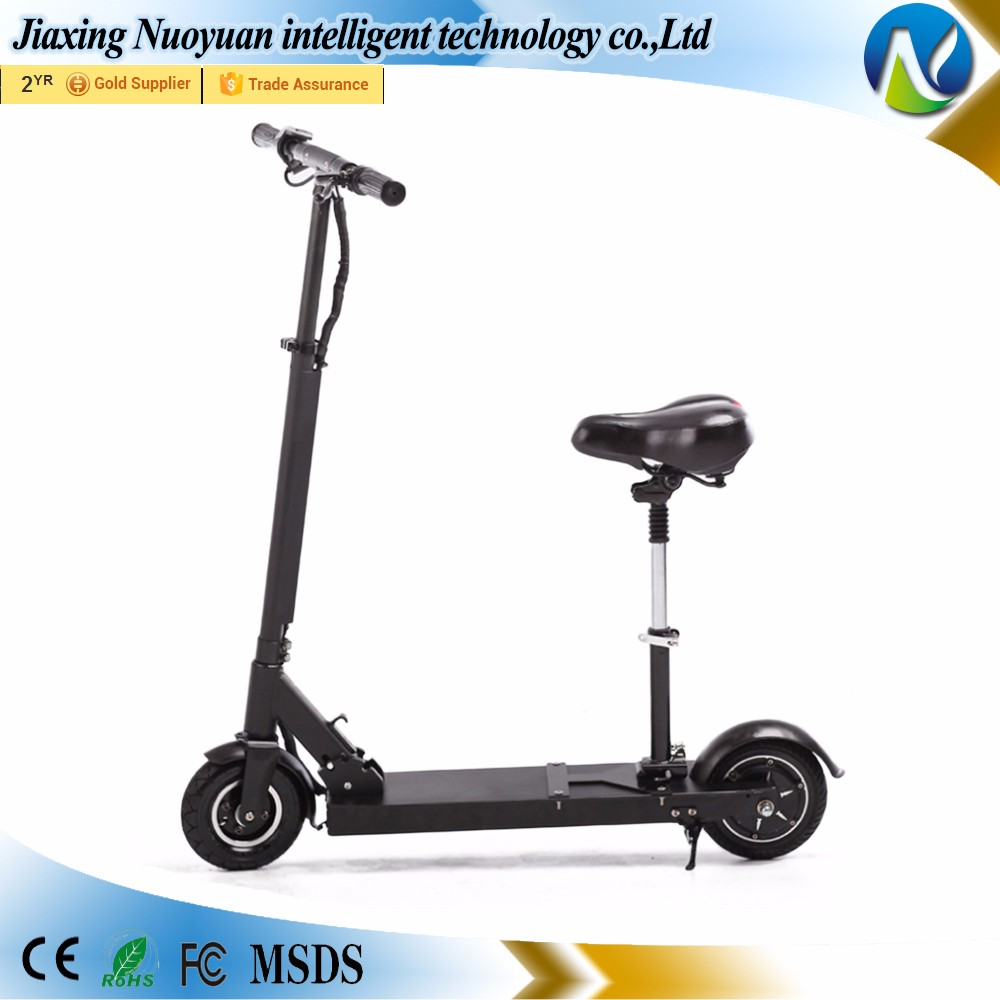 Wholesale <strong>10</strong> Inch 350W Lightweight 2 Seat <strong>Mobility</strong> Scooter Electric Scooter with Handle
