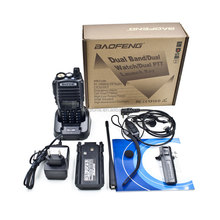 Baofeng UV-82 encrypted two way radios Baofeng walkie talkie two way radio police uv-82 handheld two way radio