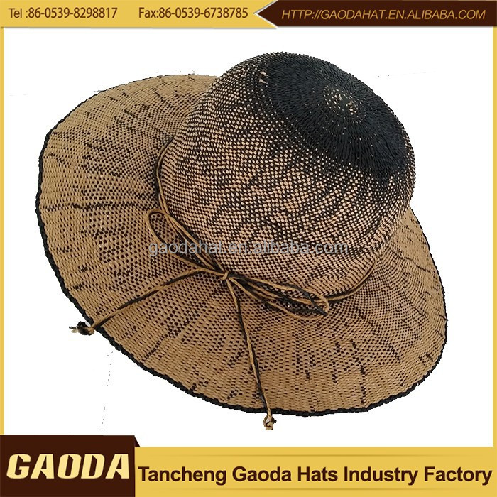 Top products hot selling new 2015 folding straw hat