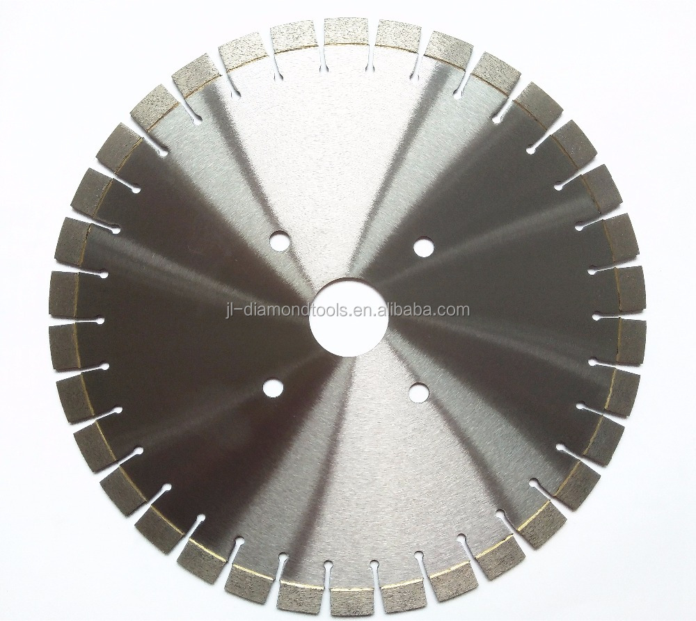 China supply Hot pressed 350mm diamond saw blade for granite stone
