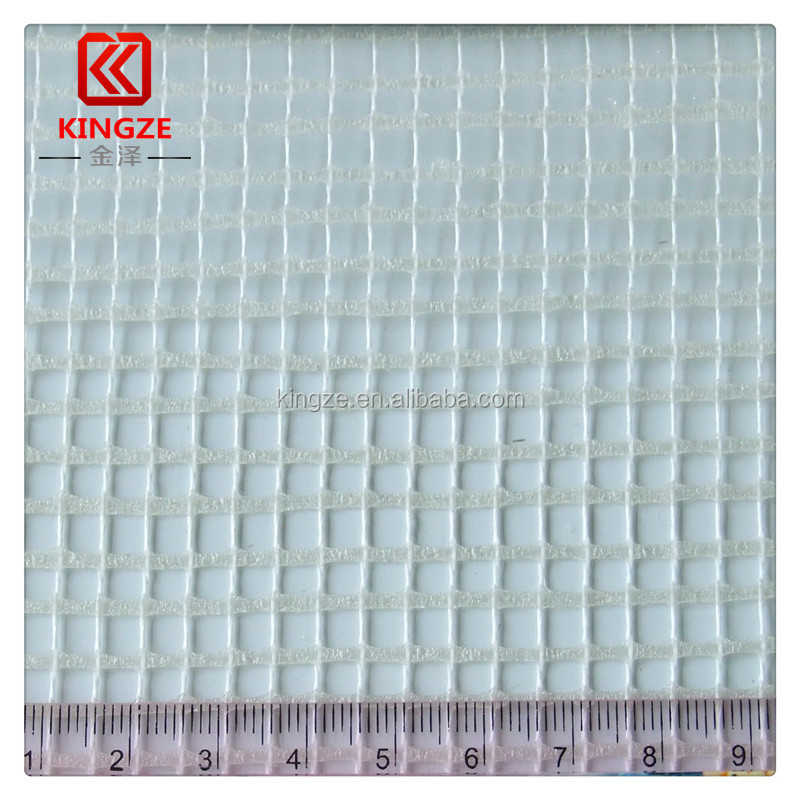 Decorative plastic fiberglass mesh for decorating and craft in europe