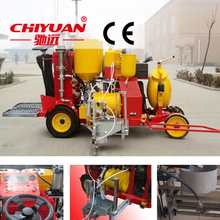Hot sale used thermoplastic road line marking paint machine No.00679