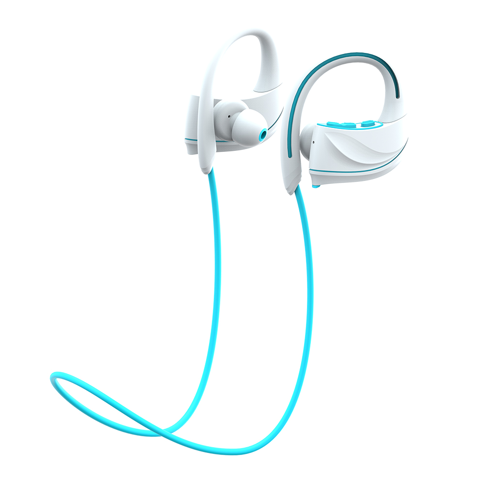 Alibaba 3.5mm In-ear Earphone Adjustable Waterproof Swimming Earphone