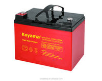 EX-factory price 12V34Ah lifepo4 high rate deep cycle battery 145W/15min