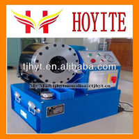 2013 China lowest price HYT-80 hose pipe hydraulic crimping machine/hydraulic hose crimp machine