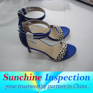shoes supplier inspection/ company verification/ quality control service