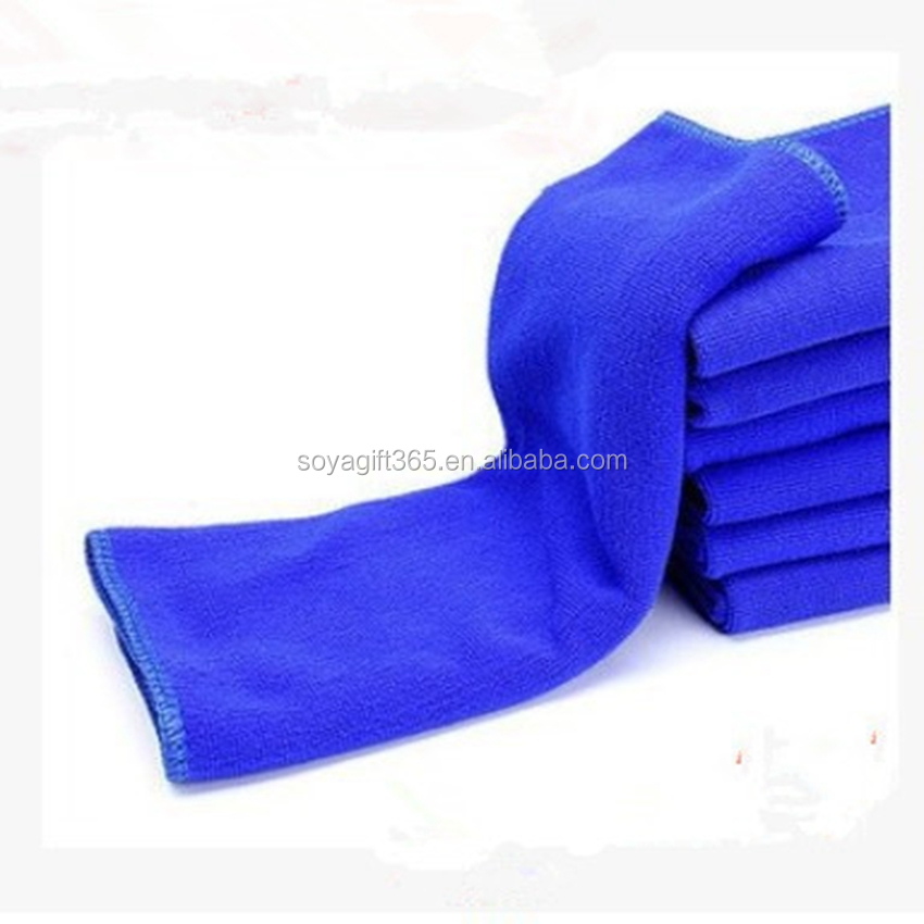 30cm*30 cm Soft Microfiber Car Washing Tower Auto Clean Cloths
