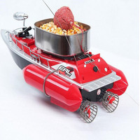 Remote control distance fishing equipment G02 bait boat Fishing cruise time 2-4 Hours