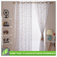 China manufacturer modern and cheap Creative style office window curtain