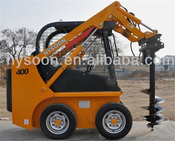 Bobcat S130 similar snow road sweeper machine for sale