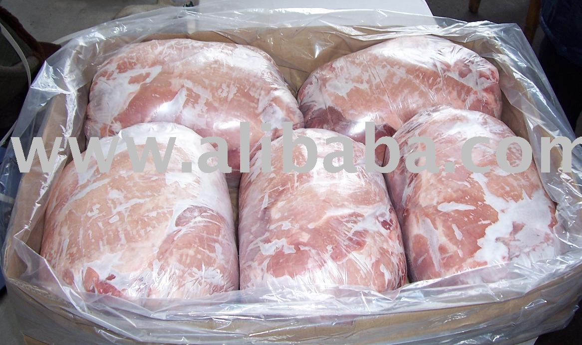 Frozen Pork Leg, Loin, Shoulder, Collar, Half Carcass, Four Cut