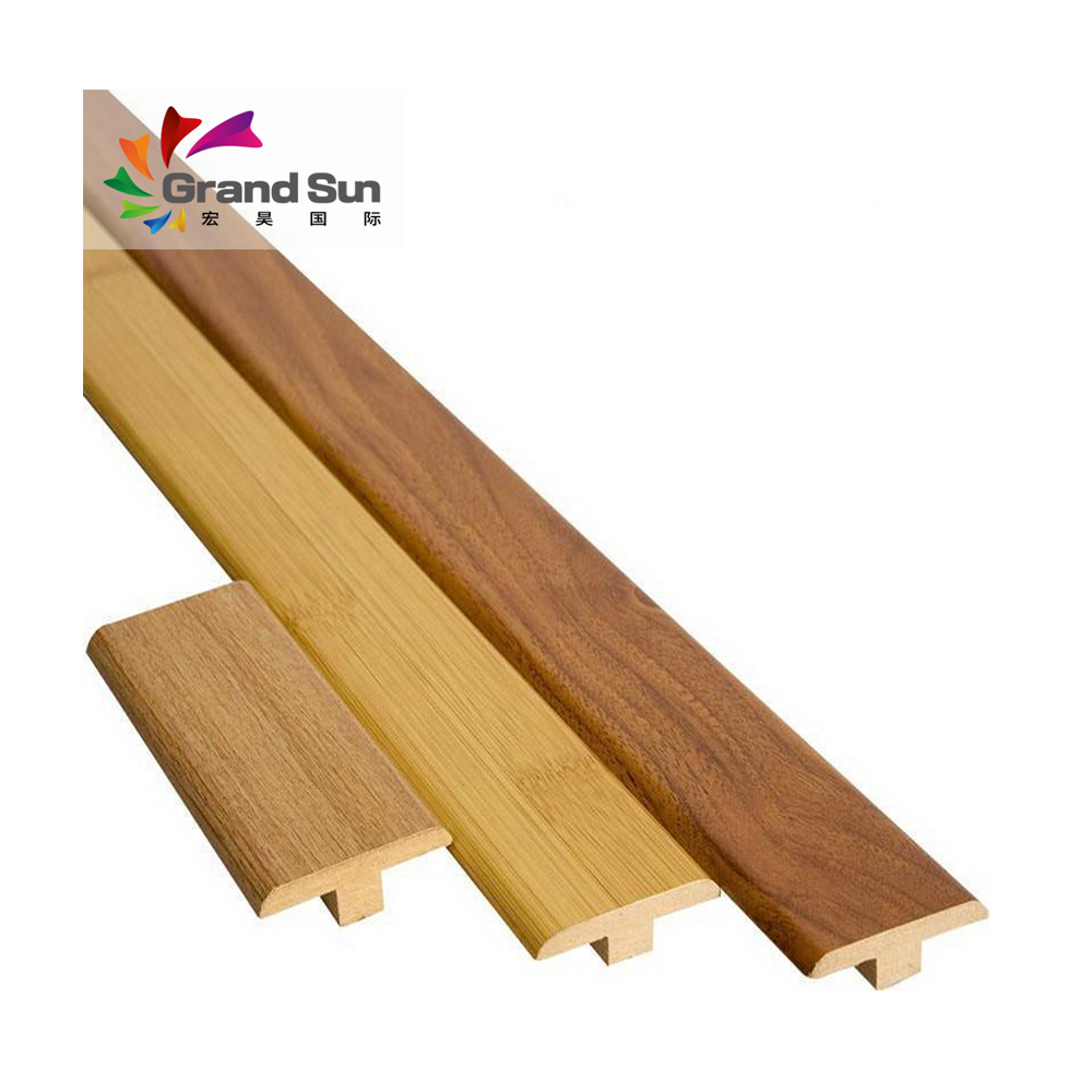 Factory sales high quality laminate flooring accessories skirting board price