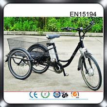250w 350w 500w electric tricycle three 3 wheel electric bike for adult