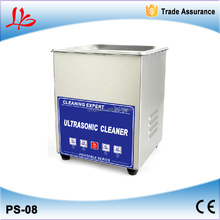 Mini 1.3L Digital Ultrasonic Cleaners Jeken PS-08 universal water proof & stainless Ultrasonic Cleaner