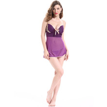 2017 plus size sexy lingerie , Wholesale china factory cheap sexy mature woman lingerie