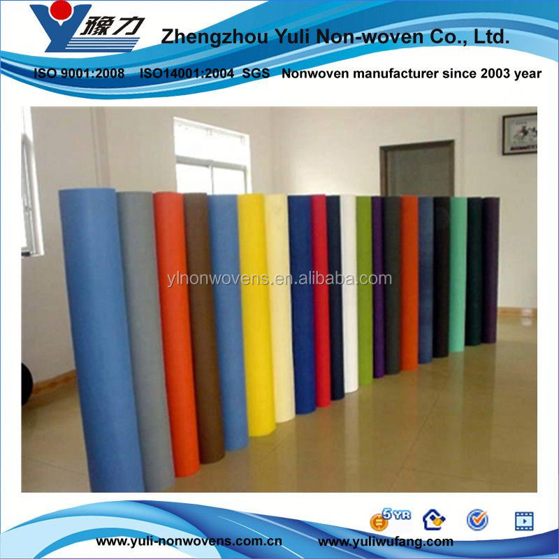 pp non woven spun bond for food pads