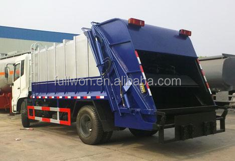16 tons diesel engine dustcart cleaning trade assurance