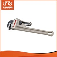 Top Chinese Supplier Steel Hook Jaw Rigid Aluminum Pipe Wrenches