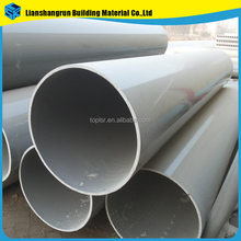 underground all size sewer upvc pipe 300mm pvc tube